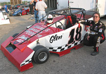2004 drivers for Jerry johnson motors winston salem